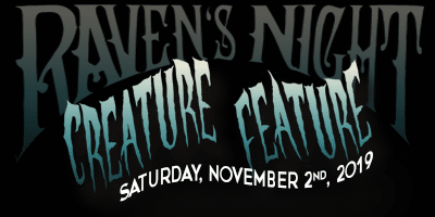 Ravens Night 2018 Logo